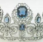 Sapphire - Tiara Mania / Tiaras made with sapphires