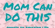 'Mom Can Do This - BEST OF / Best of Mom Can Do This Blog. Homemaking Tips, Time Management for Moms, Productivity Tips, Goal Setting, Food & Easy Recipes, Personal Finances for Mom. I believe, every mom can create an amazing life using what she already has!   Do you struggle with managing your home and finances or bringing dinner to the table? It does get easier with the right hacks. I'm all about making mom life more relaxed by providing easy to follow instructions and fresh ideas to streamline things and breathe easier.