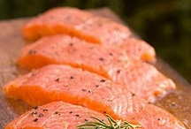Seafood Ideas / Seafood Ideas - anything inspiring that involves fish, shellfish and cooking.