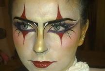 Festival Makeup / by Grace McComisky