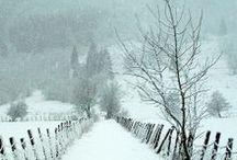Winter's Wonderful World / Winter Pictures / by Messerschmidt