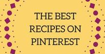 The Best Recipes on Pinterest / This board is a compilation of the best recipes on Pinterest. Start cooking delicious meals for friends and family! Follow this board for quick and easy recipes, healthy recipes, holiday baking, and lots more! to contribute, follow board, and send me an email at info@quietgirldiaries.com