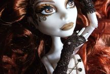 Monster high doll!!!