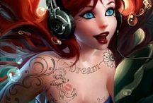 Punk Disney !!!