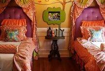 Children Rooms | Kinderkamers