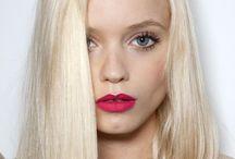 Blonde hair<3