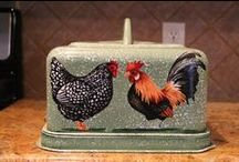 Chickens in the Kitchen! / by B. Morse