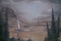Marcin Wójtowicz  - Paintings / Na tej tablicy możecie oglądać moje obrazy olejne