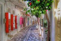 ❈ Greek Islands Greece ❈