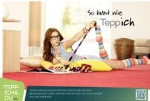 TEPPICH & Du / A German campaign for the promotion of carpet: http://www.teppich-und-du.eu/