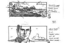 Story board / 스토리보드 자료