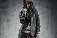 AW 2015 Look Book / nü Women's fashion