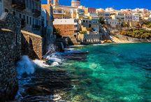 Greek Islands / The most beautiful Greek islands