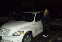 Chrysler PT Cruiser. / My newest car and I love it.. / by Kathie The Lantern Lady..