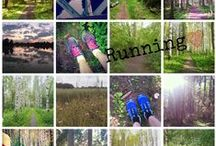 Running. / What inspires me.