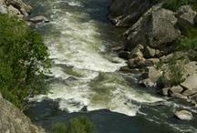 Portugal - Tua / The peaceful region of the river Tua - my photos