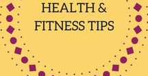 Health and Fitness Tips / Get fit and healthy! This board is a round-up of the best fitness routines, tips, and exercises on Pinterest. Workouts, healthy diet tips, and remedies for common health problems. Follow this board to stay up-to-date!