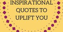 Inspirational Quotes to Uplift You / My favorite inspirational and motivational quotes for women, introverts, bloggers, and business owners. Quotes to inspire and uplift you, funny quotes to make you laugh, and quotes about love, life, and growth. Follow to stay up-to-date! To contribute, follow the board, and send me an email at info@quietgirldiaries.com
