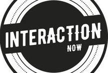 InterACTION - Networking / Mit unserem Networking-Event InterACTION haben wir es uns zum Ziel gemacht, Leute aus der Marketing-/PR-Branche, aus dem Vertrieb, Verkauf und der Wirtschaft und Agenturen mit Bloggern, Influencern, Fotografen, Visagisten etc. zu vernetzen. Dabei setzen wir auf gezielte interaktive Angebote und Aktionen um es unseren TeilnehmerInnen noch leichter zu machen, miteinander in Kontakt zu kommen.