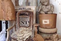 Cire' Au de Vivre / Shabby Chic and French Country Side Home Decor and Lifestyle / by Susan Ray