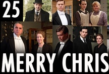 Downton Abbey Countdown To Christmas Series 3 / by Downton Abbey