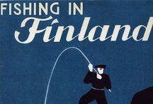 Antique Finland Posters