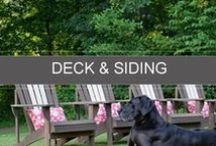 ZAR® Deck and Siding Stain