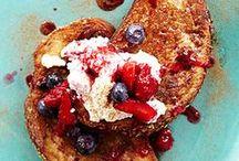 Celebrity Brunch + Breakfast