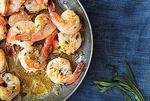 Celebrity Ingredient: SEAFOOD / by PEOPLE Great Ideas