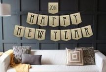 New Year's / Resolutions, parties and activities. / by Greeley Moms