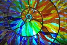 Art / Stained Glass / Stained Glass / by mary kay marsh