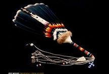 Feather Fans/Smudging