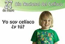 celíacos / by Susana Ojea