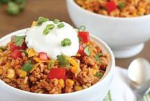 Bountyful Lunch / Quick and easy lunch recipes to help fuel your day