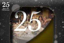 Downton Abbey 2014 Advent Calendar / Count down the days to Christmas with Downton Abbey. Each day, behind each window there will be a special something. Marvellous!