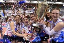 Serbian Cup - Men`s and Women`s Final Tournaments 2015 / Final Tournaments in men`s and women`s competition of the Serbian National Volleyball Cup.