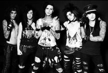 black veil brides fans / Fan board for Black Veil Brides army just keep it BVB related pins not related to BVB may end up deleted