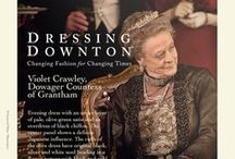 Dressing Downton / A celebration of the wonderful costumes we see in Downton Abbey. To see if there is a Dressing Downton Exhibition near you, visit the official exhibition website: http://bit.ly/DressingDowntonExhibit