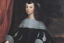 17 century England costume