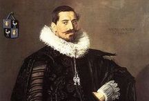 17 century Netherland costume