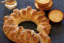 Brød, boller ol.