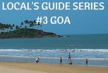 Goa - Life is all fun / Goa is not just a place for party and fun.  There is heritage, culture and some amazing fusion of Indo-Portuguese food.  And there is more!!!