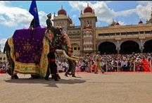Dasara 2015 / #Mysoredasara  Grab a free Mysore city tour! It's free   All you need to do is come up with an innovative story featuring your favourite mythological characters. No bounds.   Here is the link http://marketing.gomowgli.in/dasara2015storycontest