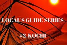 Kochi / Cochin / Here you can find all the relevent and updated information on Kochi aka Cochin. Some more information about Fort Kochi.