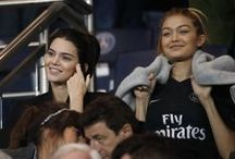 CELEBRITIES IN PARIS SAINT-GERMAIN / Find your favorite celebrities supporting the Paris Saint-Germain s products