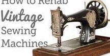 Nähmaschinen Vintage