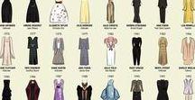 The Academy - Favourite Garments / Die schönsten Roben der Oscarverleihungen. Nicht vollständig.