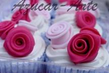 Cupcakes - Muffins / www.azucar-arte.com