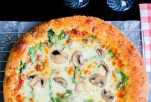 pizza en ovengerechten