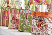 totes/purses/bags/all things carrying / by sharene anderson